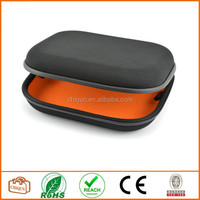 Headphone Full Size Hard Carrying Case / Headset Travel Bag with Space for Cable, AMP