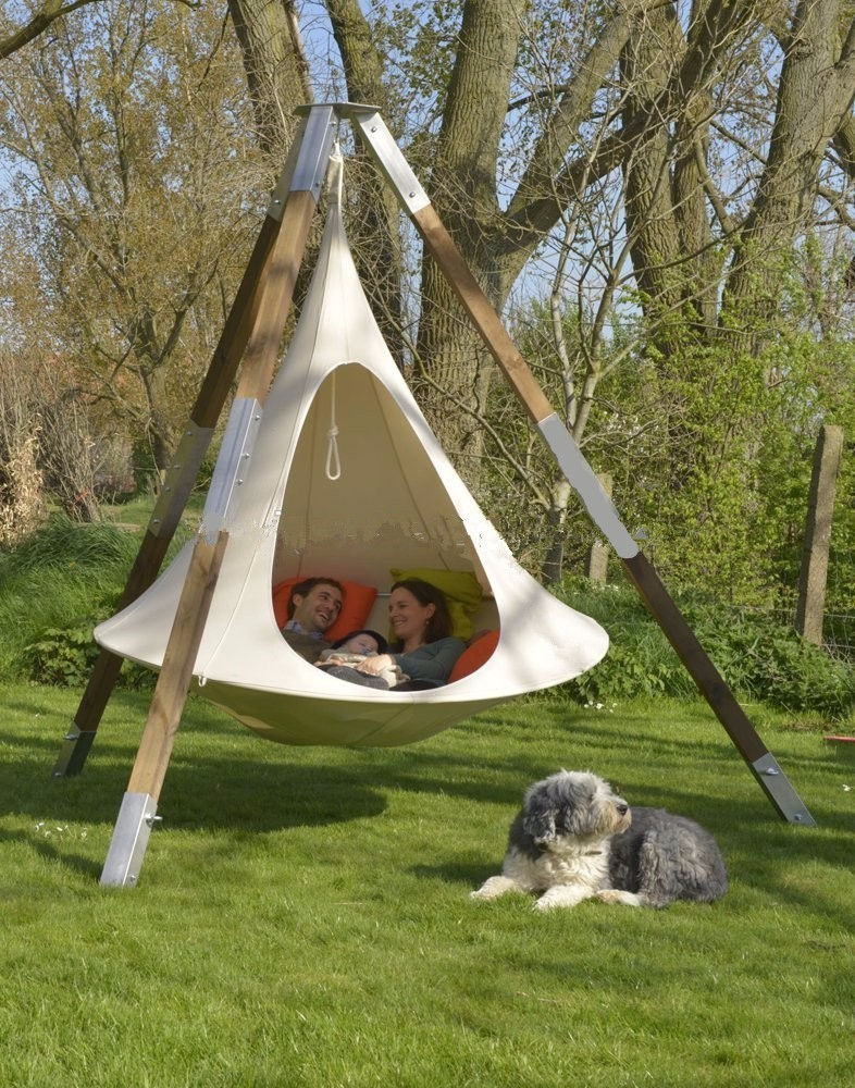 Teepee Treepod Hanging Pod Hammock Tents Chair Swing - Buy ...