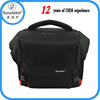 Custom China digital slr waterproof Classic black camera bags cases