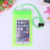 Hot selling phone pouch waterproof, high quality waterproof mobile phone pouch for iphone