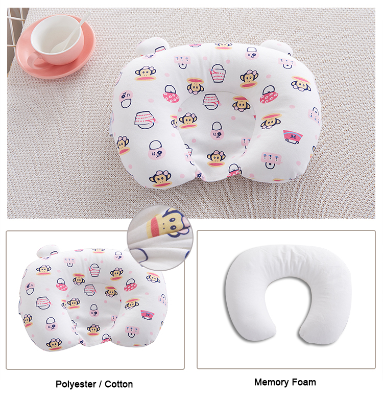 memory foam baby pillow