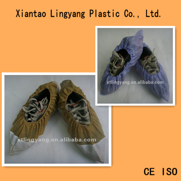 Protection Nonwoven Disposable Shoe Cover for One Time