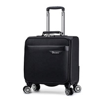 OEM LB-001 Polyester hand luggage suitcases for travel