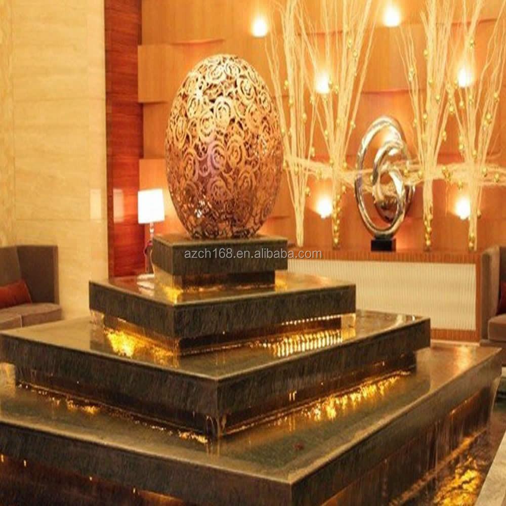 Modern Wall Fountain Indoor Decorative