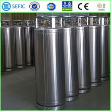 Selected material HIGH pressure oxygen/argon/CO2 /LOX LAr LCO2 Industrial Welding Liquid Gas Cylinder