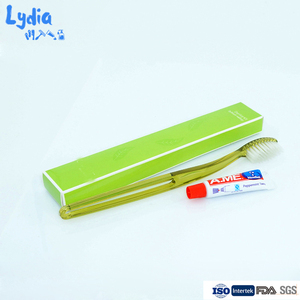 Good Quality Hotel Whitening Disposable Dental Kit with Toothpaste