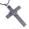 pupular cross pendant necklace,cross jewelry with ring design(SWTPR1430)