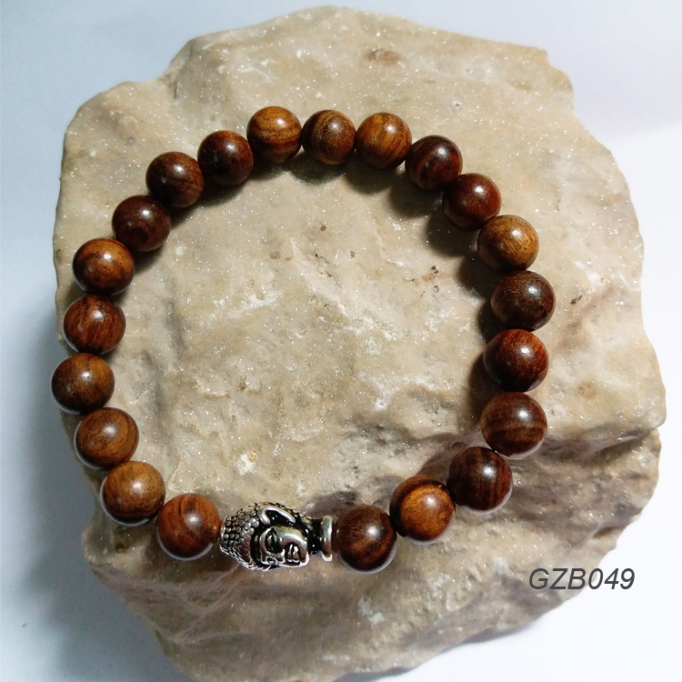 Jenia Simple Popular Style Latest Design Fashion Men Bracelet Wood Beads