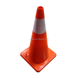 "roller skating cone 28"" PVC traffic cone road cone"