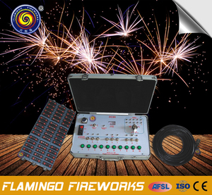 Factory promotion price 30 Sets Ignite Box(Manual) Fireworks AN06R Remote Control Firing System