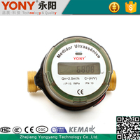 China manufacture professional good appearance smart water meter wifi