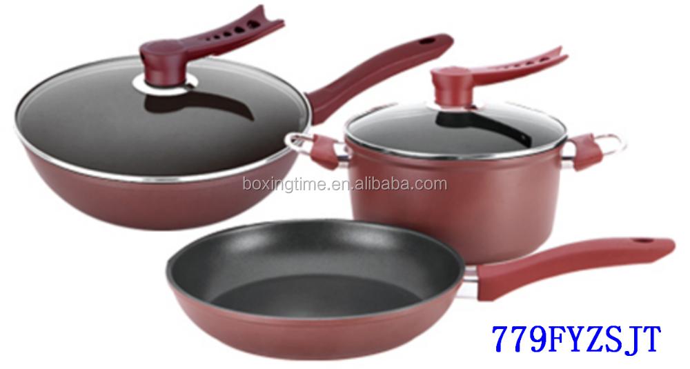 5 pcs enamel cookware set kitchen pots set buy cookware for Buy kitchen cookware