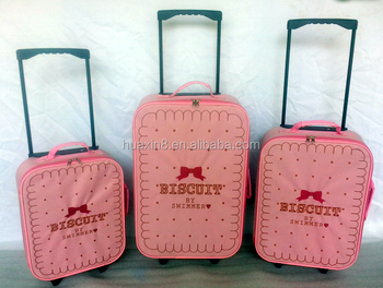 Promotional Shopping Foldable Trolley Luggage