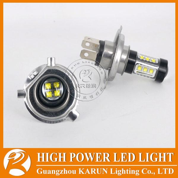 Karun Hoge Lumen Power H7 80 W Auto Led-lampen 12 Volt Led ...