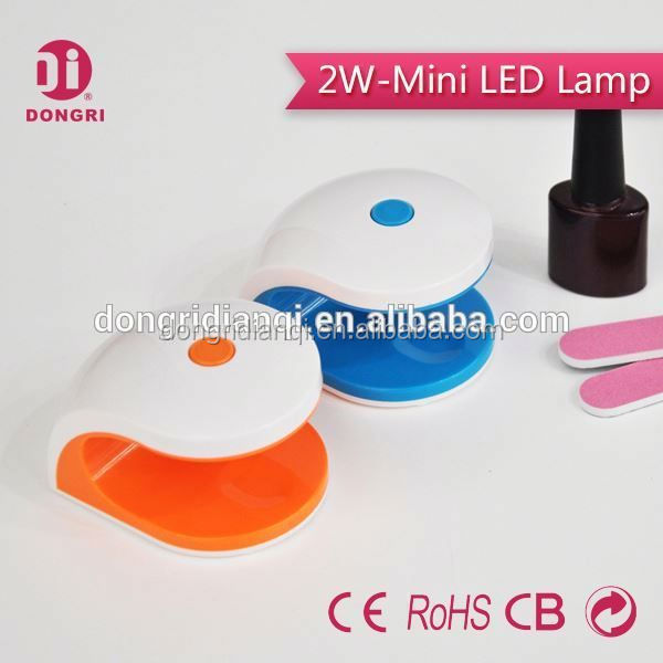 DR-619 personal use nail care lamp for manicure