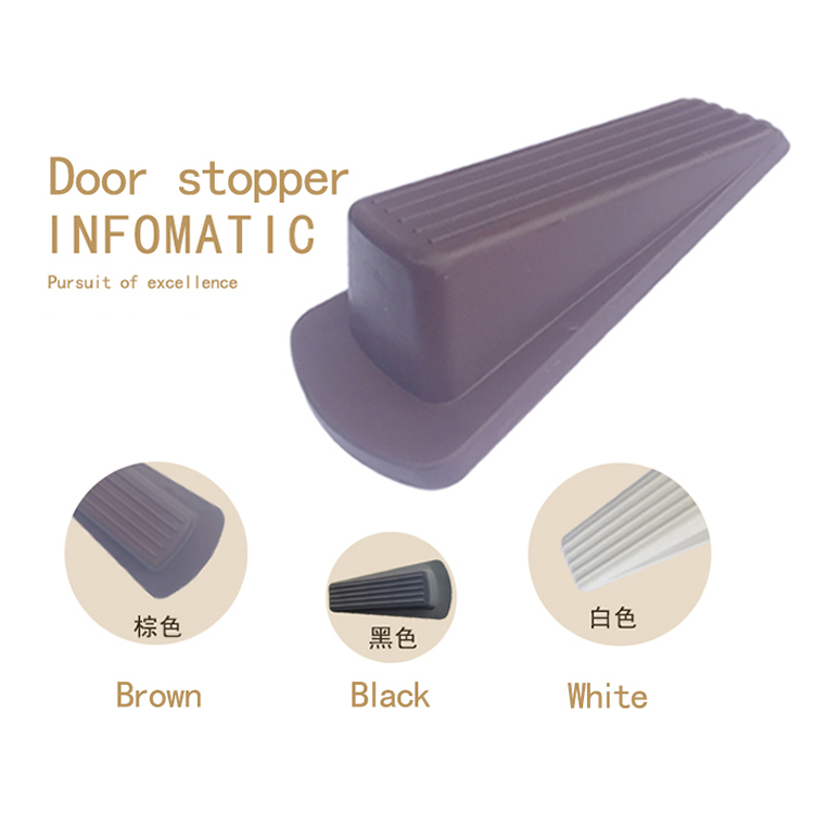 heavy duty rubber rubber door wedge rubber door stopper