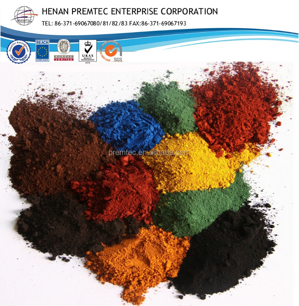 factory direct 2013 cheap price good quality iron oxide red