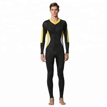 Long Sleeve Men Surfing UV Lycra Custom rashguard