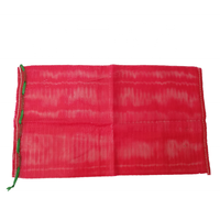 Factory direct sale 10kg vegetable pp plastic mesh bag supplier