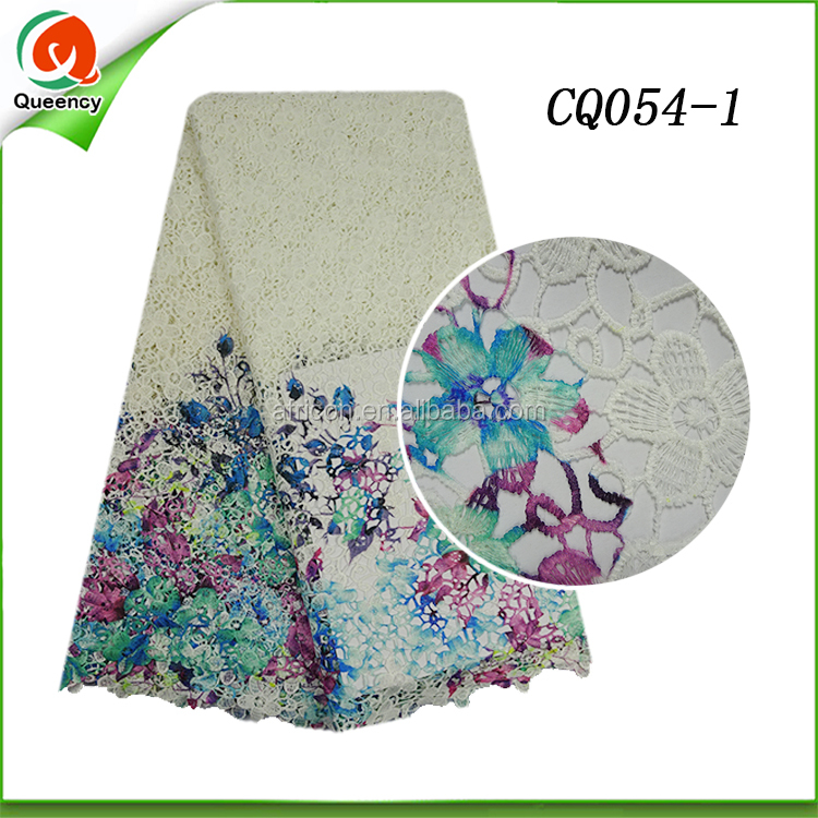 embroidery designs with stone work 2016 embroidery guipure fabric textile