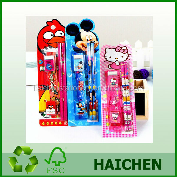 Back To School Cheap Childrens Stationery Sets