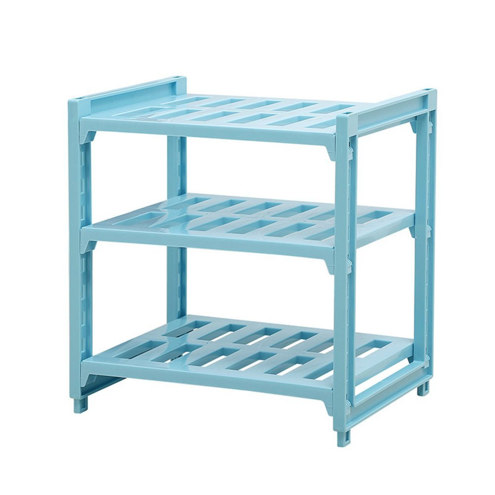 Cheap 3 Layer Plastic Kitchen Rack, find 3 Layer Plastic Kitchen ...