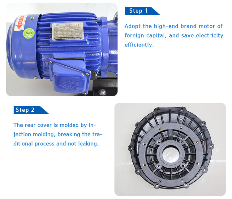 High Quality Electric Self-Priming Pump