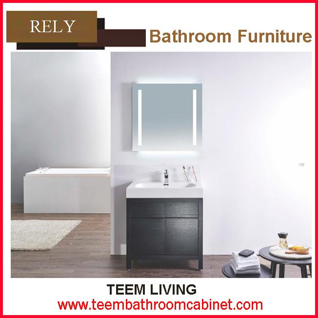 moderno mueble de bao espejo cuarto de bao gabinete de la vanidad gabinete de