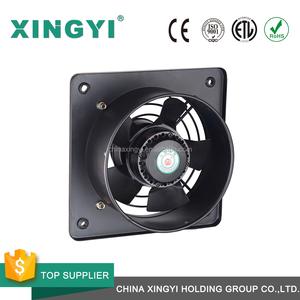 FZY200 2000 cfm exhaust fan 3 phase industrial equipment Xingyi Ventilator  malaysia 220v 380v 8 inch ac axial flow fan