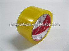 BOPP paking tape 100 x 70 with water based glue for carton sealing