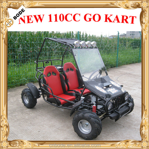 110cc go kart for little boy&girl 10years old and up drive (MC-408)