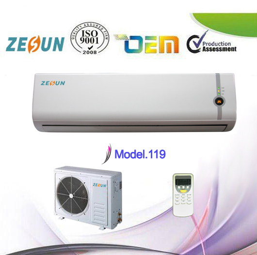 Wall Mounted Split Type Best Air Conditioners Brand