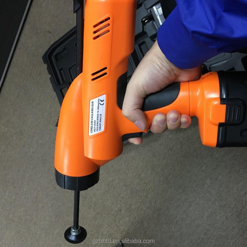 Sellador de silicona pistola para calafatear sin cuerda - Sellador de silicona ...