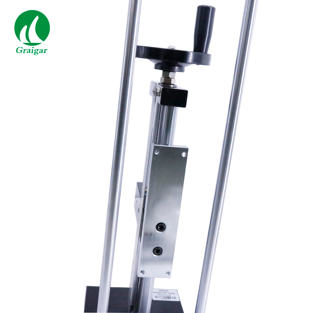 Screw Test Stand ALX-B Screw Tensile Testing Machine with Steel Ruler