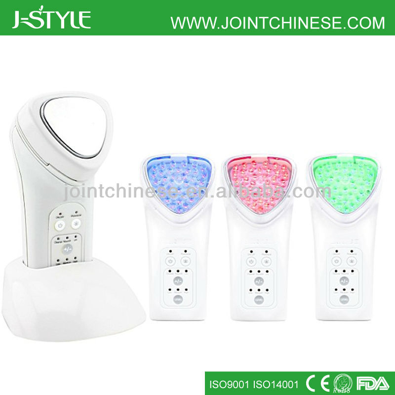 skin rejuvenation 3-IN-1 led light therapy wrinkle remover magic cell recombination led photon light therapy