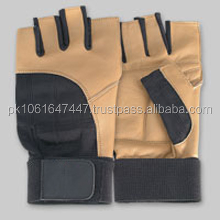 MMA Weight lifting Gloves/half finger MMA grappling Gloves