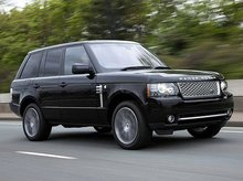 Range Rover Autobiography Ultimate Limited Edition 2012