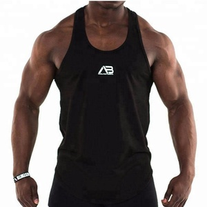 wholesale Mens Tank Tops Stringer Bodybuilding Men's GYM Sports Vest
