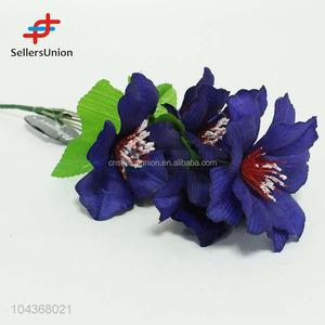 Plastic Artificial Hibiscus Flowers Wholesale Hibiscus Flower