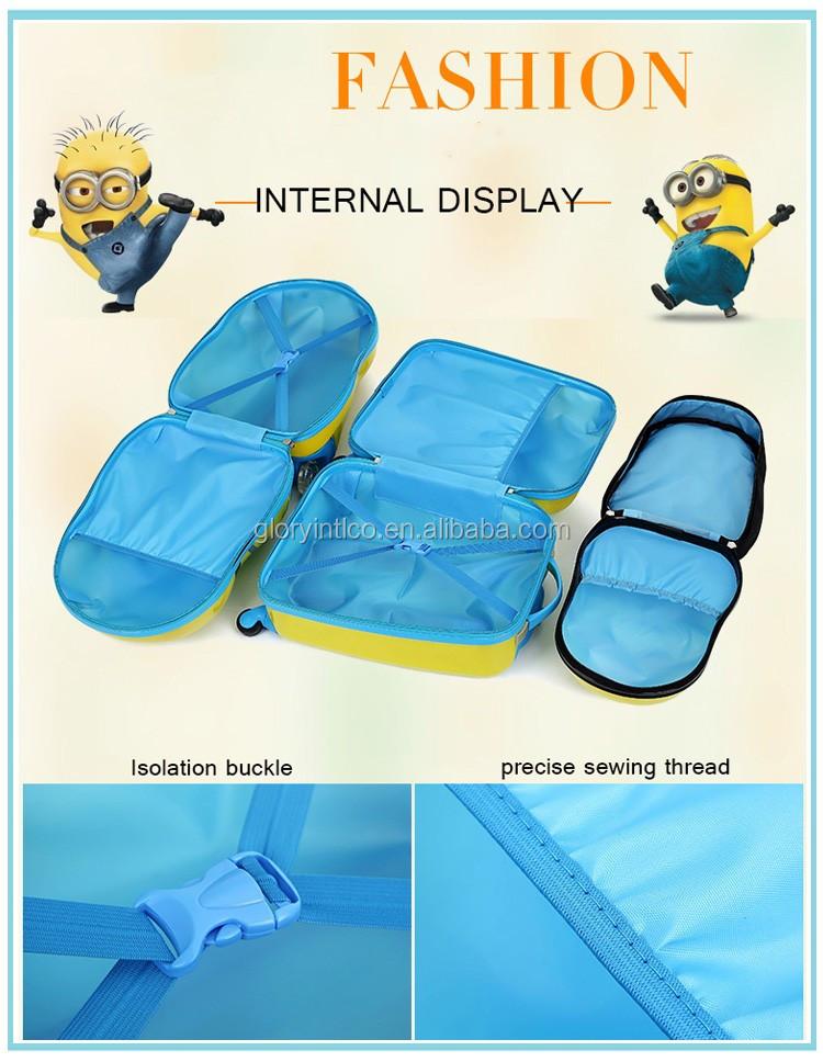 3cbf5c6161dfe Fabrika toptan ABS sert kabuk hafif sert plastik çocuk okul sırt çantası  hardshell çantası
