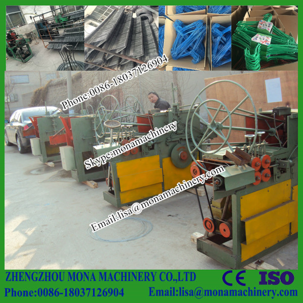 Hot Steel/Galvanized Wire Hanger Forming Machine/ Laundry hanger making machinery
