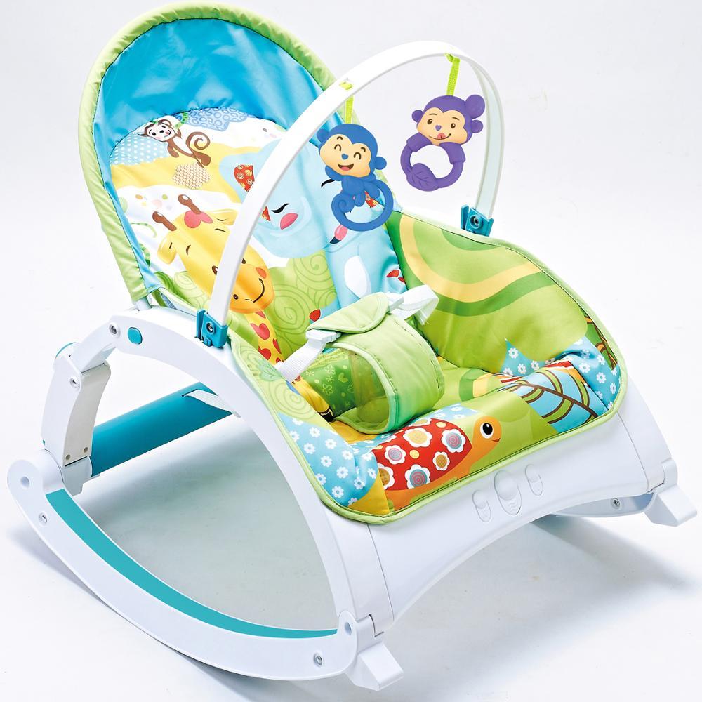 High Quality Mutilfuctional Baby Swing Electric Folding Baby Rocker