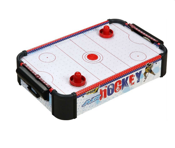 Nice ... Portable Mini Air Hockey Table Game For Kids