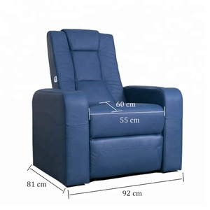 Hot Sale Modern Theater Recliner Chair Home Cinema Chair Seating