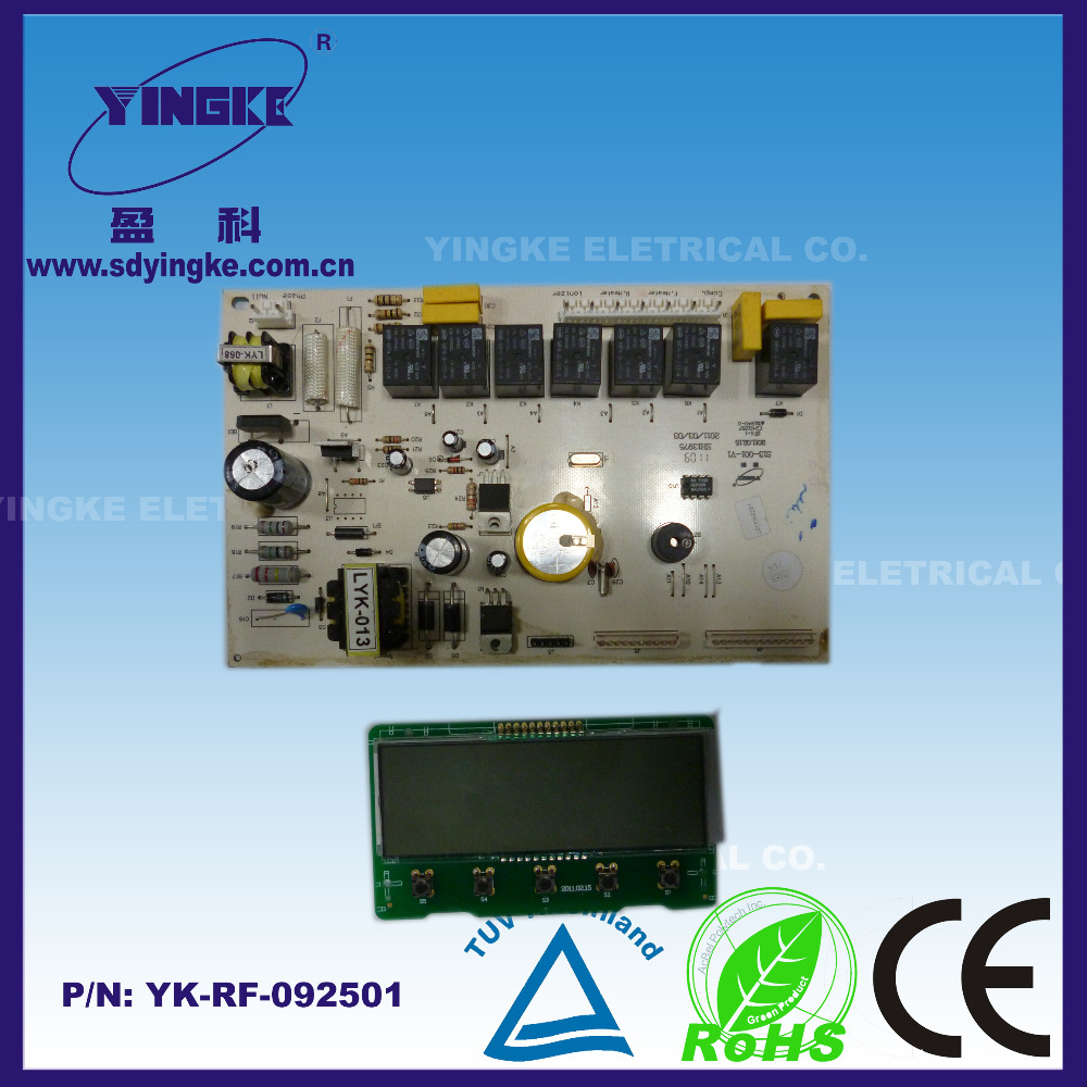 Guangdong OEM factory producing refrigerator/Freezer electronic pcb controller