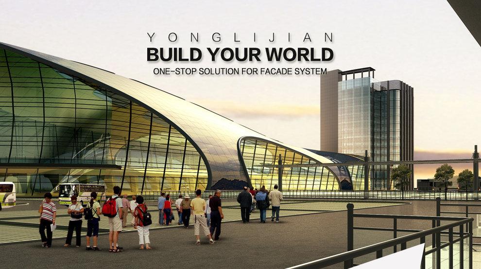 Yong Li Jian Aluminium Engineering Co., Ltd. - aluminum door ...