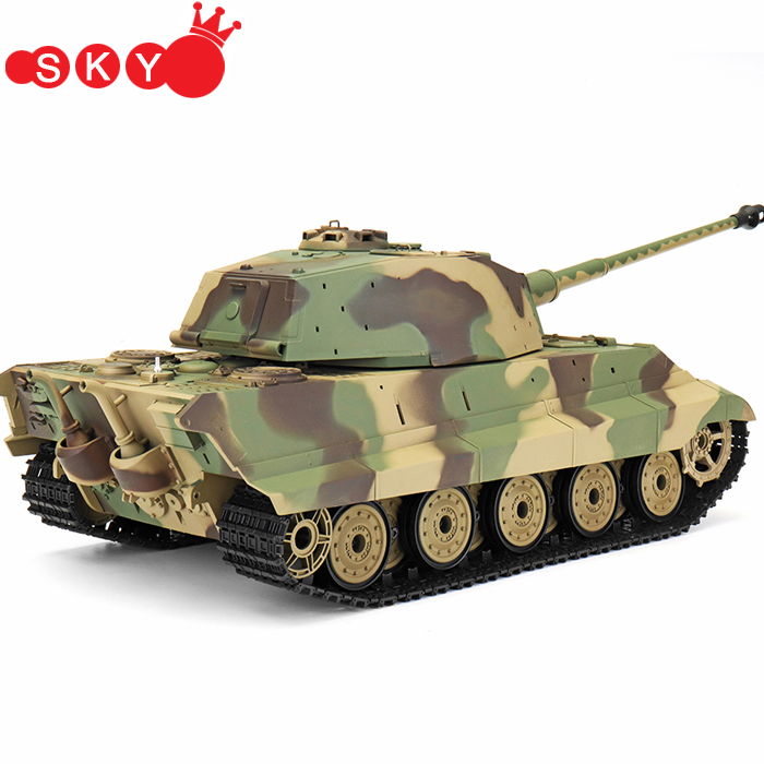 2.4g Rc 1:16 Machine Remote Control 6/4 Wheel Drive Tracked Off-road Military Rc Electric Toy For Children Home Appliances