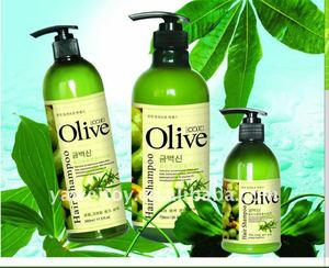 olive oil herbal and organic Shampoo in bulk anti-dandruff olive oil shampoo