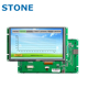 TFT LCD display with touch screen+controller card with CPU/Program