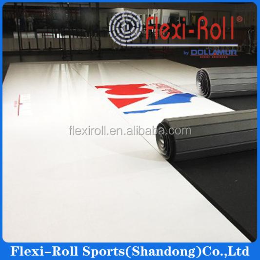 flexi rouleau judo tatami mat pliage tapis de sol tapis mma arts martiaux id de produit. Black Bedroom Furniture Sets. Home Design Ideas